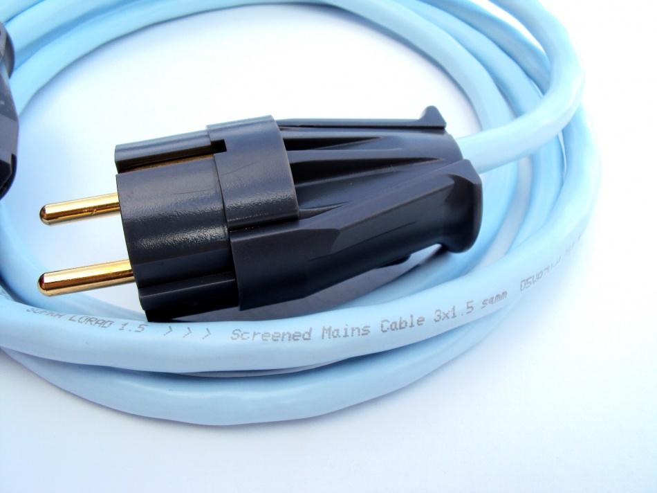 SUPRA LoRad 1.5 CS-EU - 10A Délky kabelů: 1,5 m