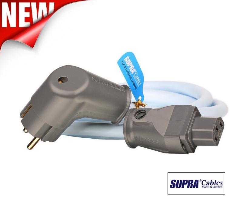 Supra Cables SUPRA LoRad 1.5 CS-EU/A - 10A BENT Délky kabelů: 1,0 m