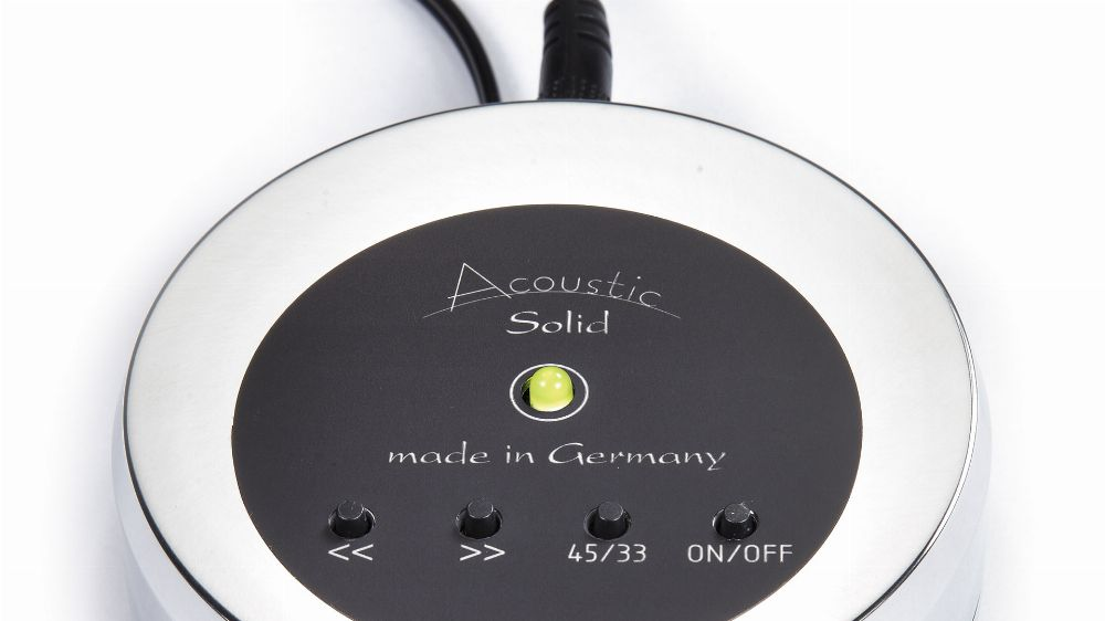 ACOUSTIC SOLID - Solid 111 Metal Reference