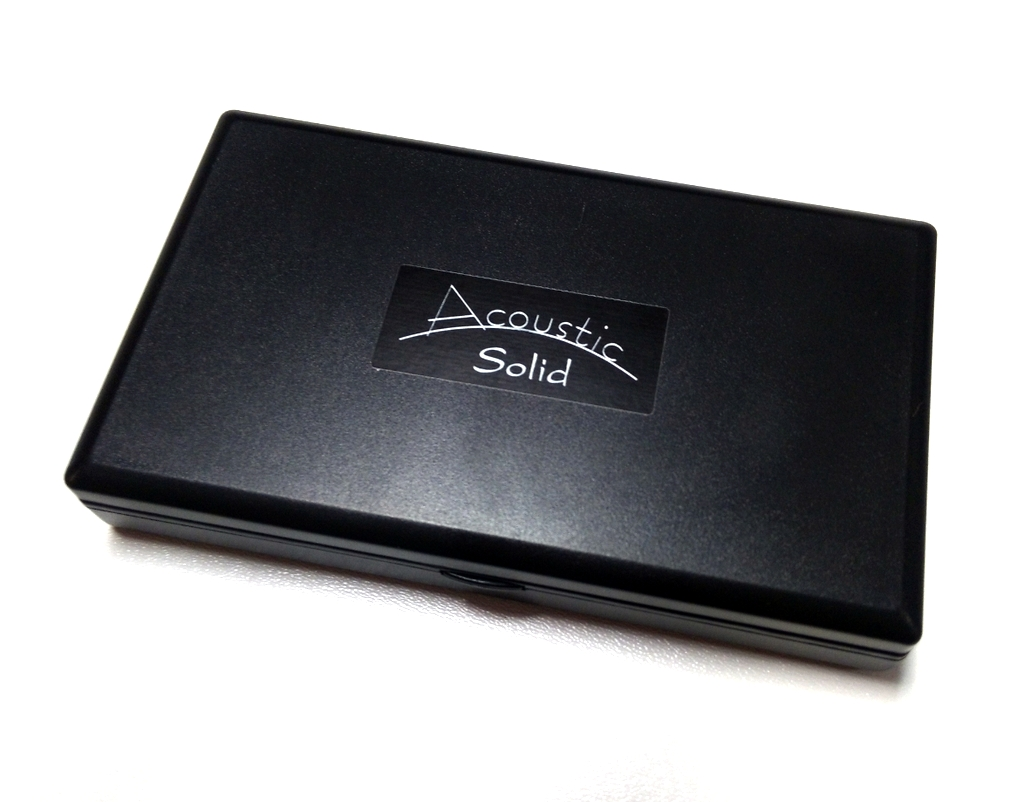ACOUSTIC SOLID - Balance