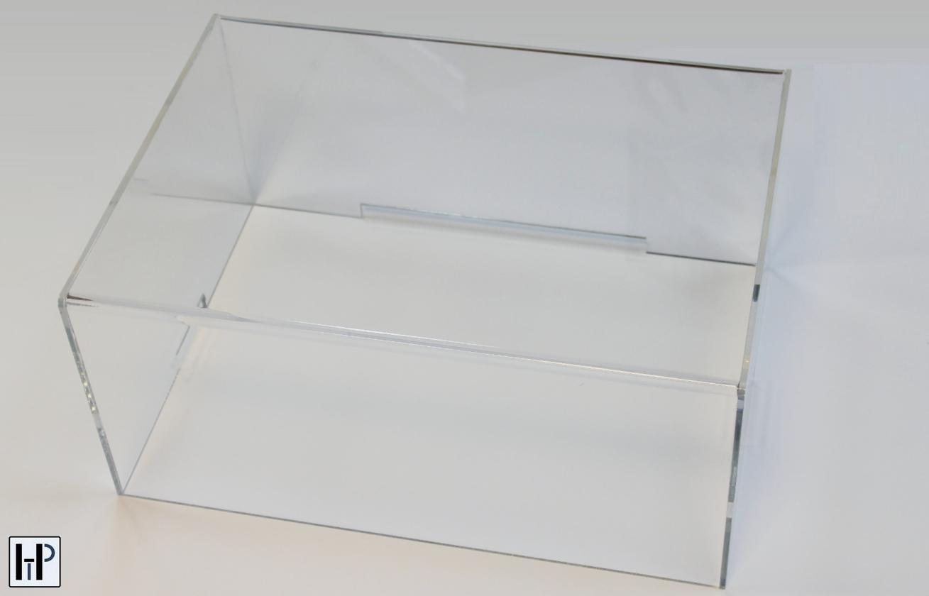 ACOUSTIC SOLID Plexi Cover - AS