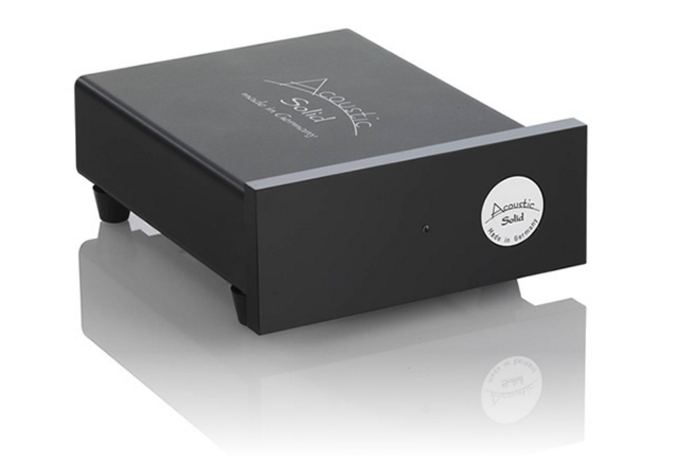 ACOUSTIC SOLID - Phono Preamplifier MM+MC
