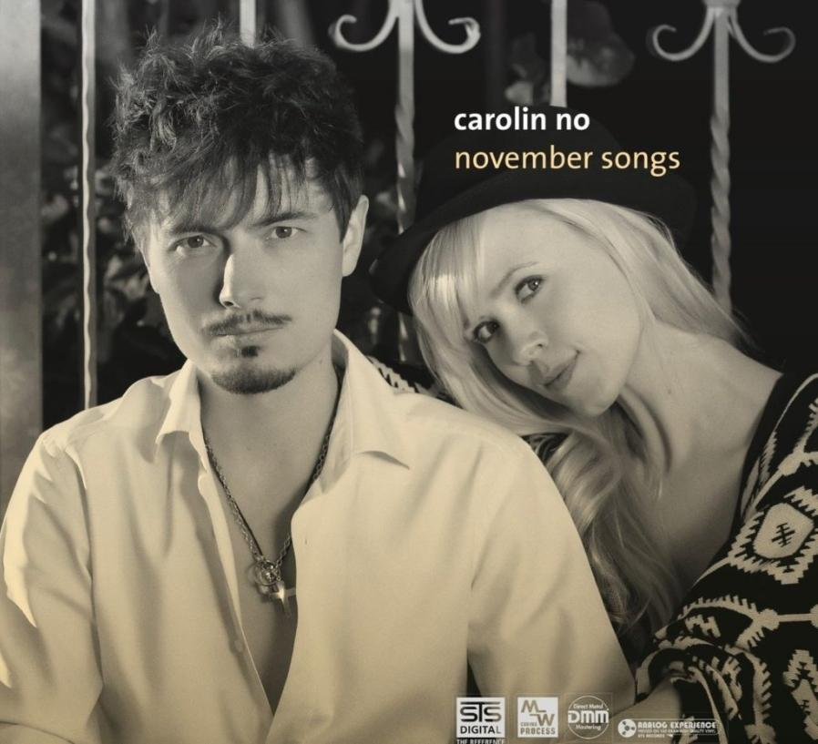 STS Digital - CAROLIN NO – NOVEMBER SONGS
