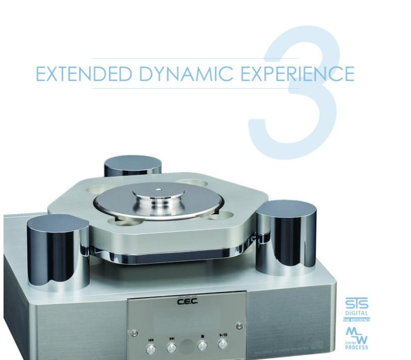 STS Digital - EXTENDED DYNAMIC EXPERIENCE 3