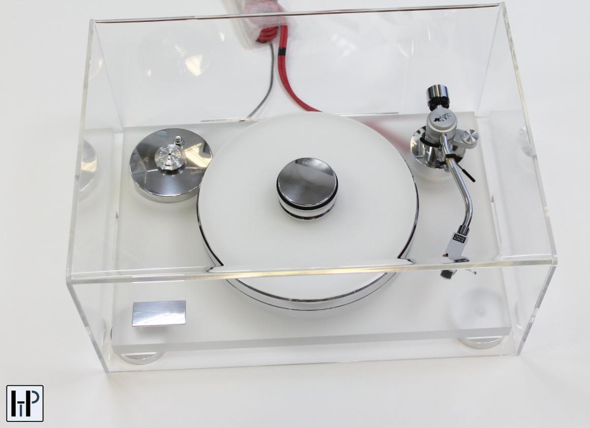 Transrotor Zet 1 white Matt