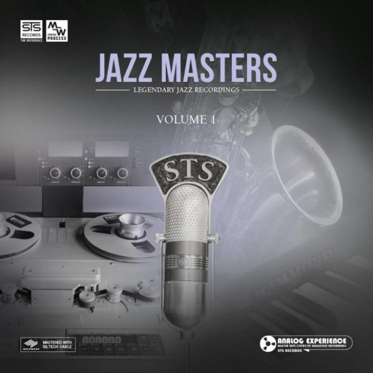 STS Digital - JAZZ MASTERS Vol.1