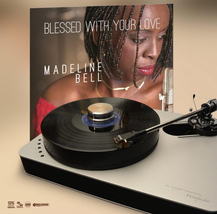 STS Digital - MADELINE BELL – BLESSED WITH YOUR LOVE