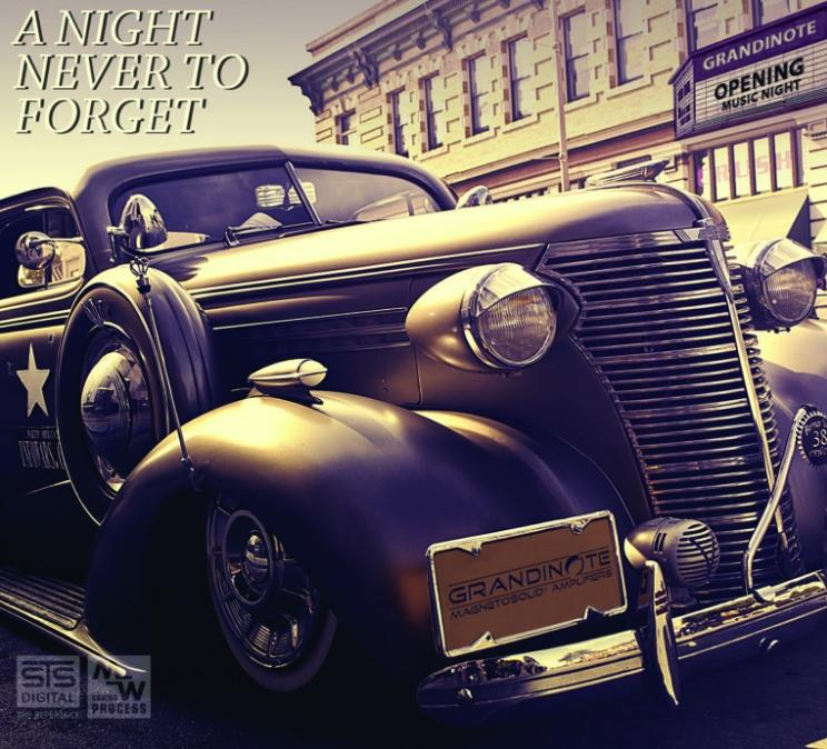 STS Digital - Grandinote A Night Never To Forget