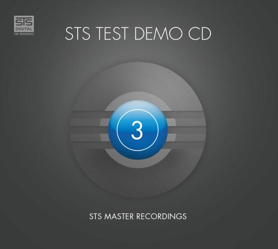 STS Digital - Siltech High End Audiophile Test CD Vol.3