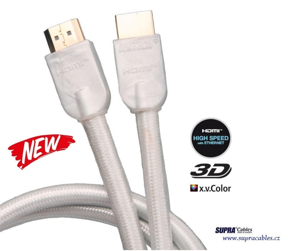 SUPRA by JenTech - HDMI High Speed With Ethernet