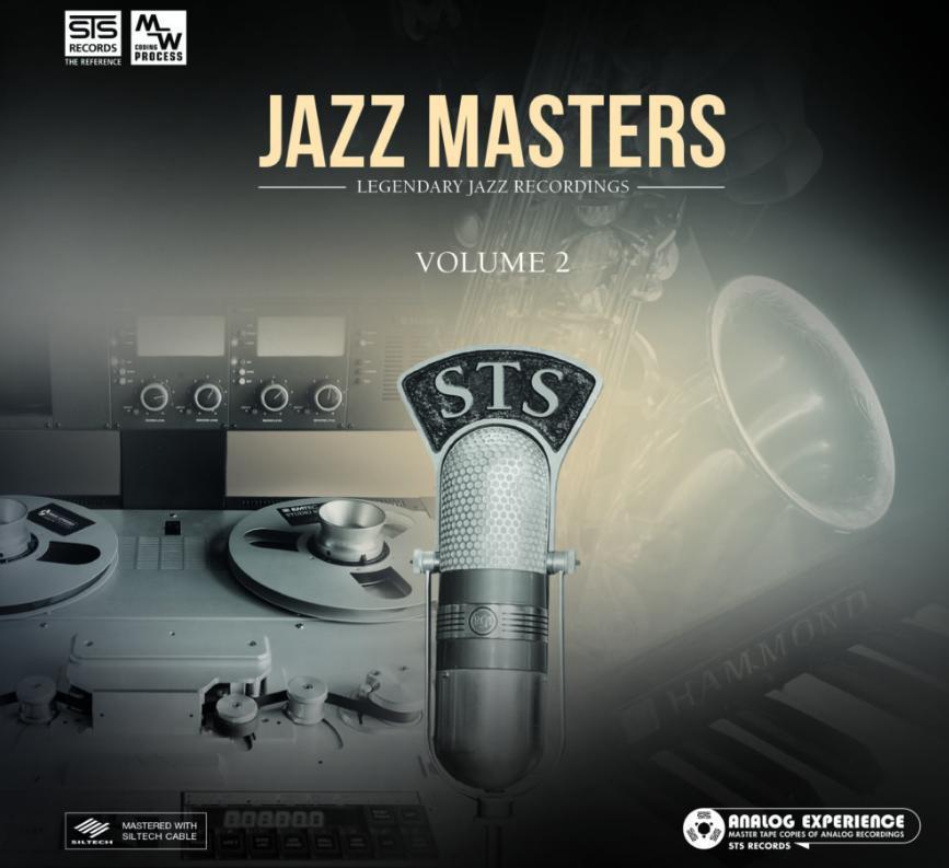 STS Digital - JAZZ MASTERS Vol.2