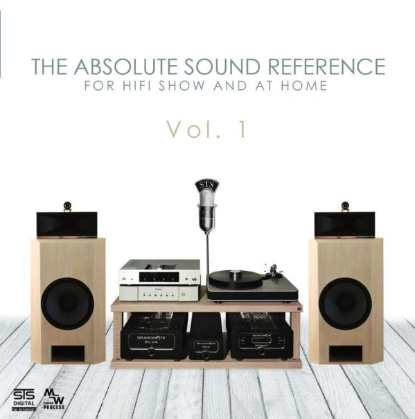 STS Digital - THE ABSOLUTE SOUND REFERENCE Vol.1