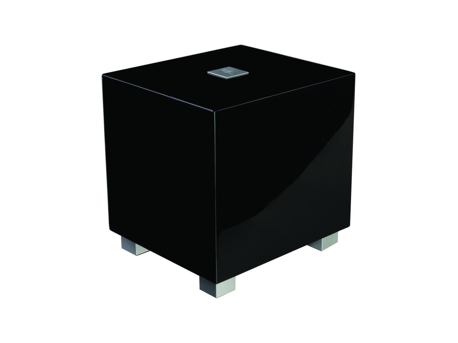 REL T-Zero Barevné provedení: černý klavírní lak
