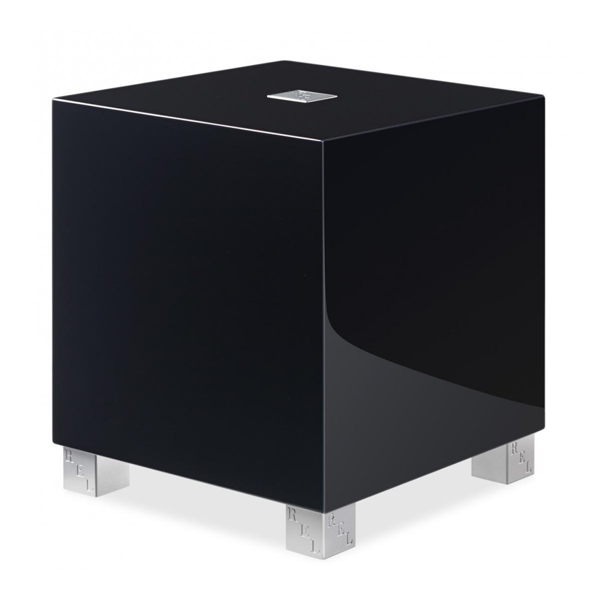REL T/i5 Barevné provedení: černý klavírní lak