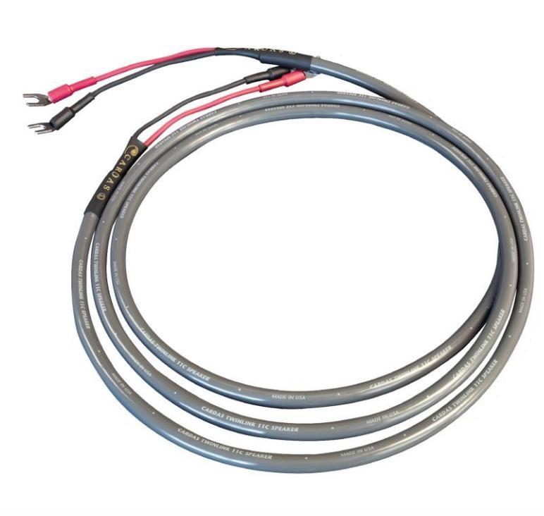Cardas Audio Twinlink Speaker Délky kabelů: 1,5 m