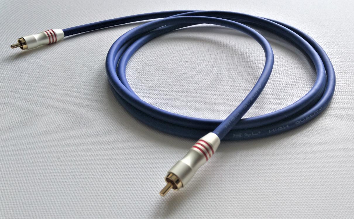 Různé značky Stage Line - High Quality Délky kabelů: 1,0 m