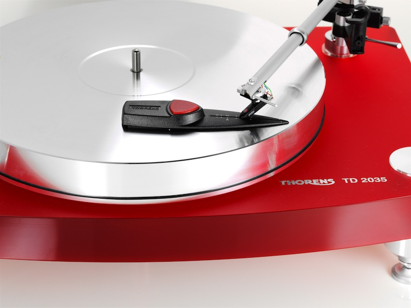 Thorens Scale