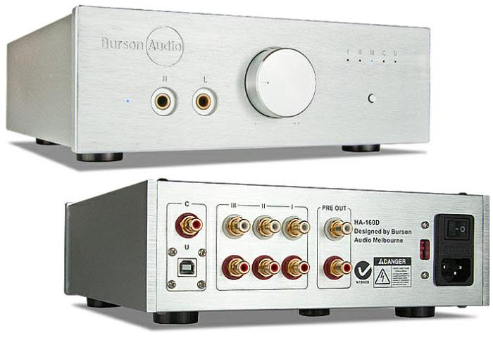BURSON AUDIO HA-160