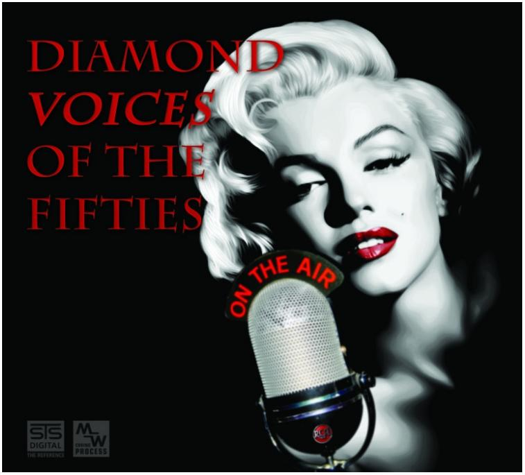 STS Digital - DIAMOND VOICES OF THE FIFTIES