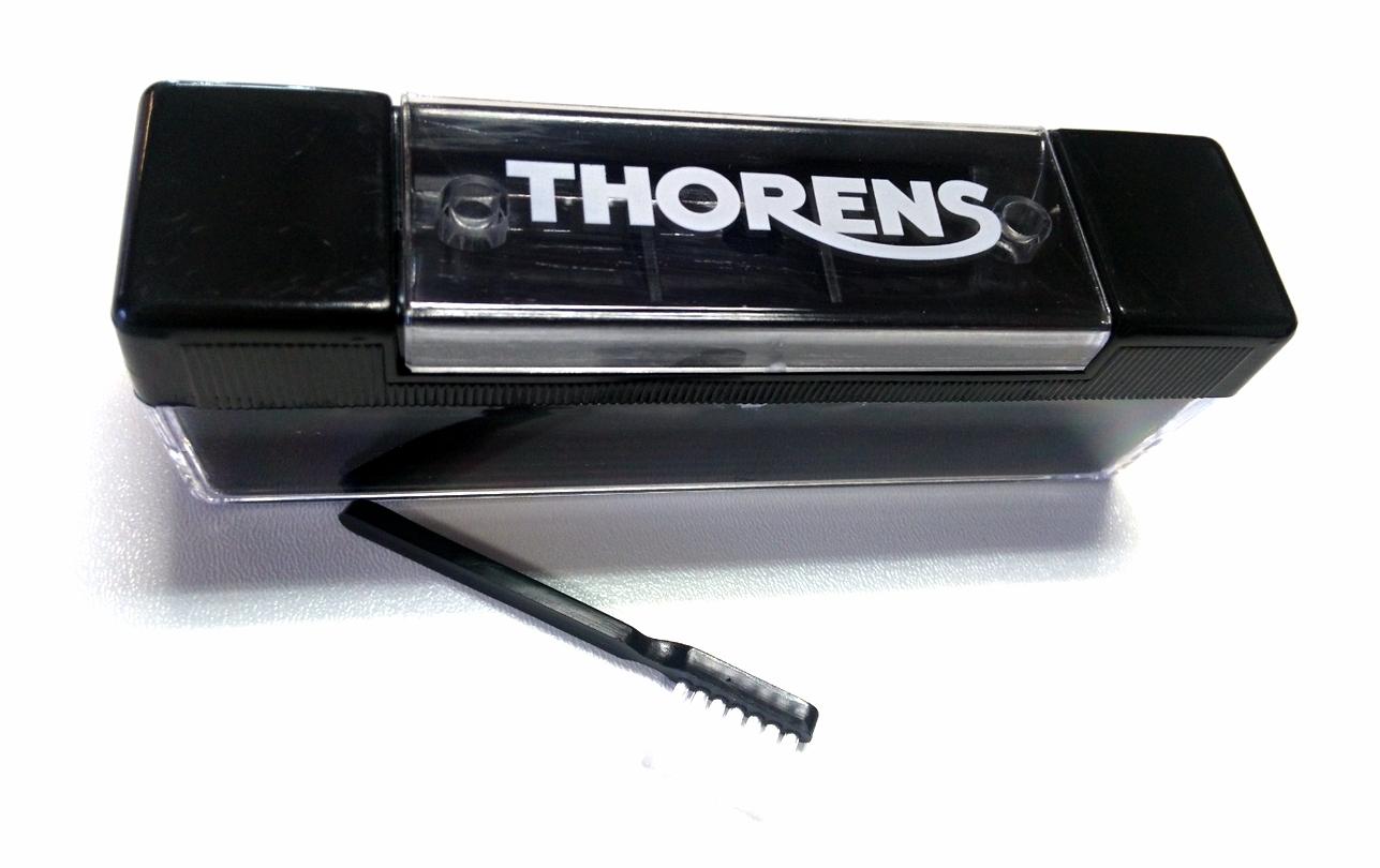Thorens Cleaning Brush + Stylus brush