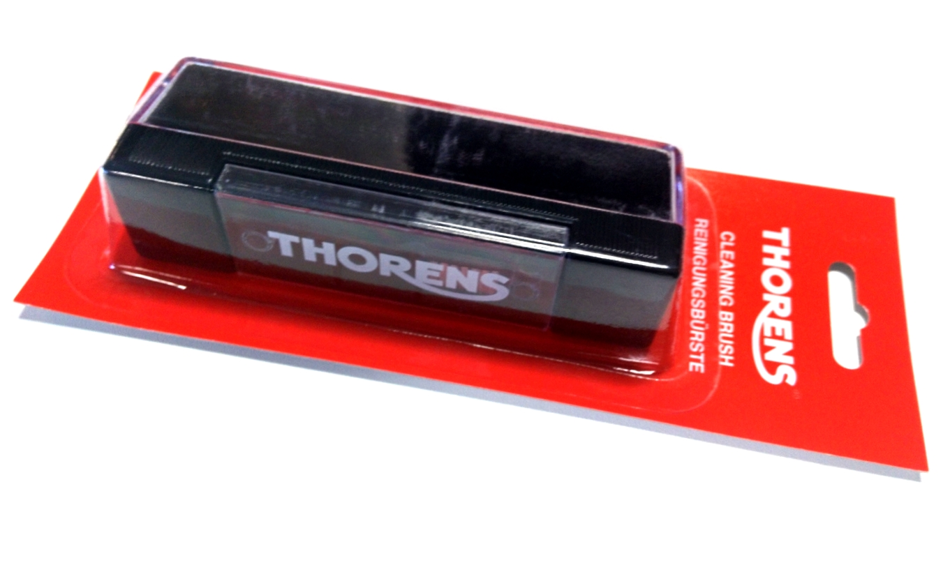 Thorens Cleaning Brush + Stylus brush