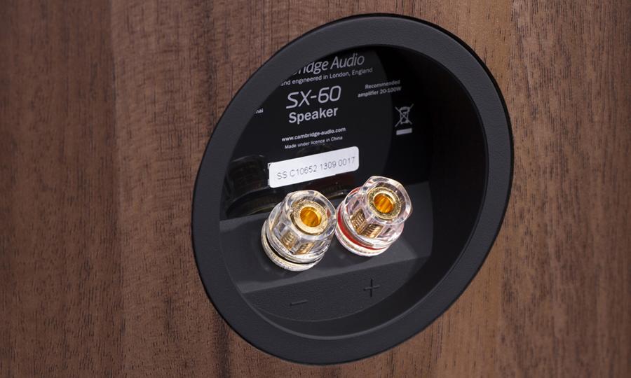 Cambridge Audio SX 60 Barevné provedení: black