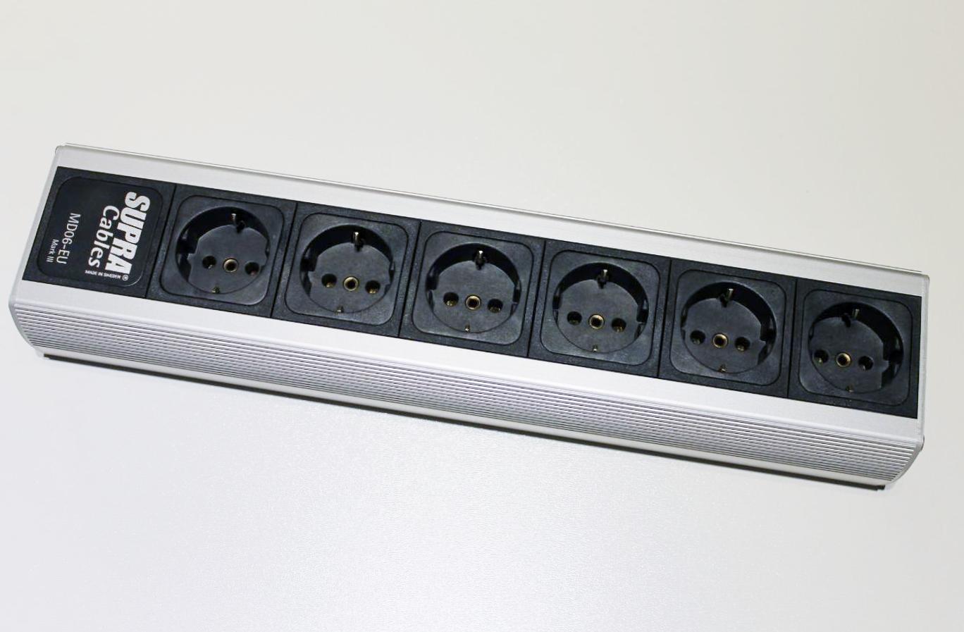 SUPRA MAINS BLOCK MD06-EU Mk3.1