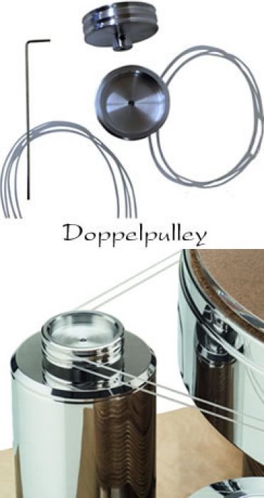 ACOUSTIC SOLID - Doppelpulley