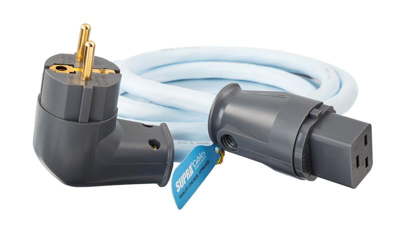 SUPRA SW-EU/A Male Plug