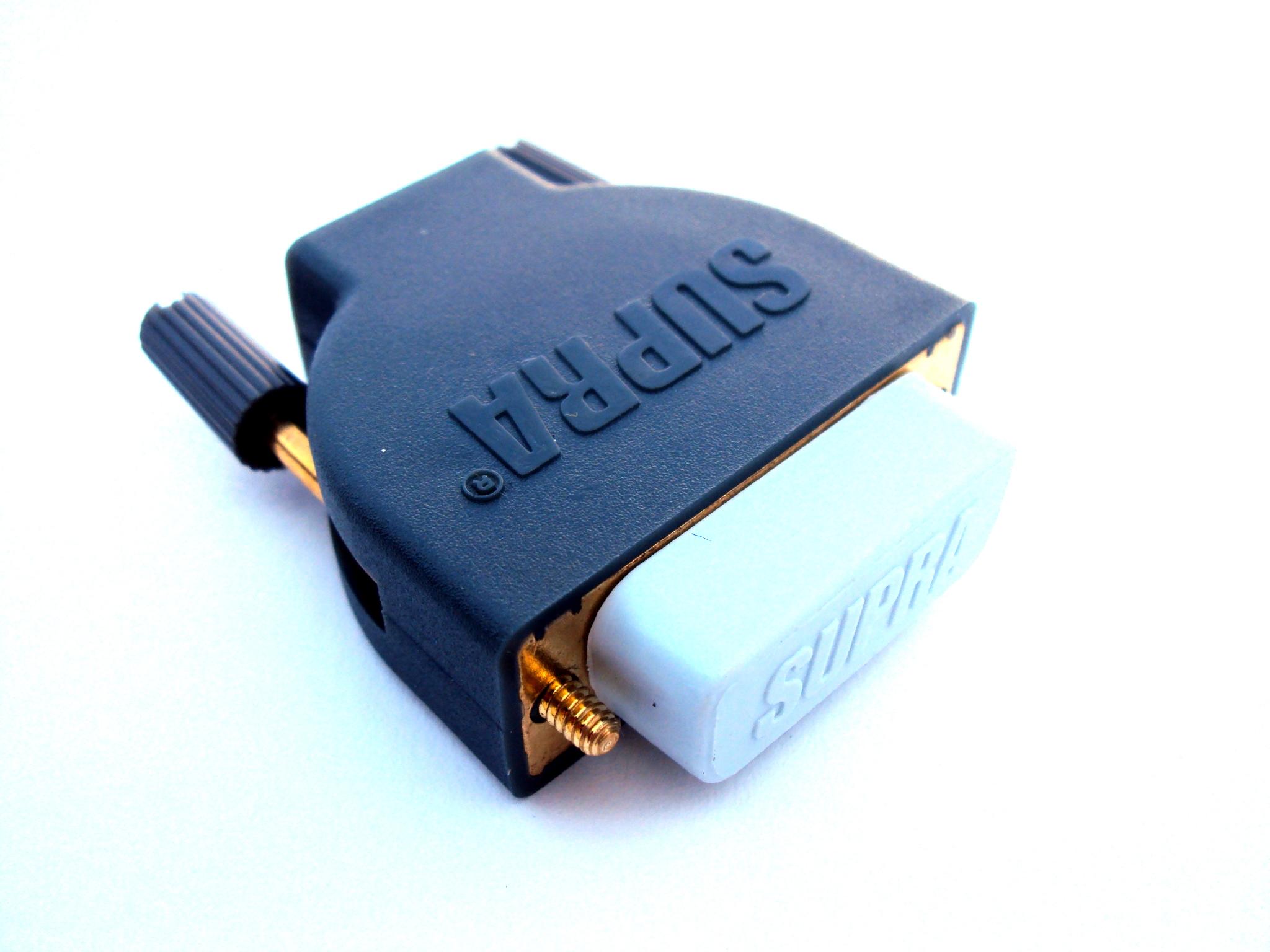 SUPRA HDMI / DVI Adapter