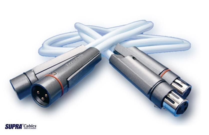 Supra Cables SUPRA EFF-IXLR Délky kabelů: 1,0 m