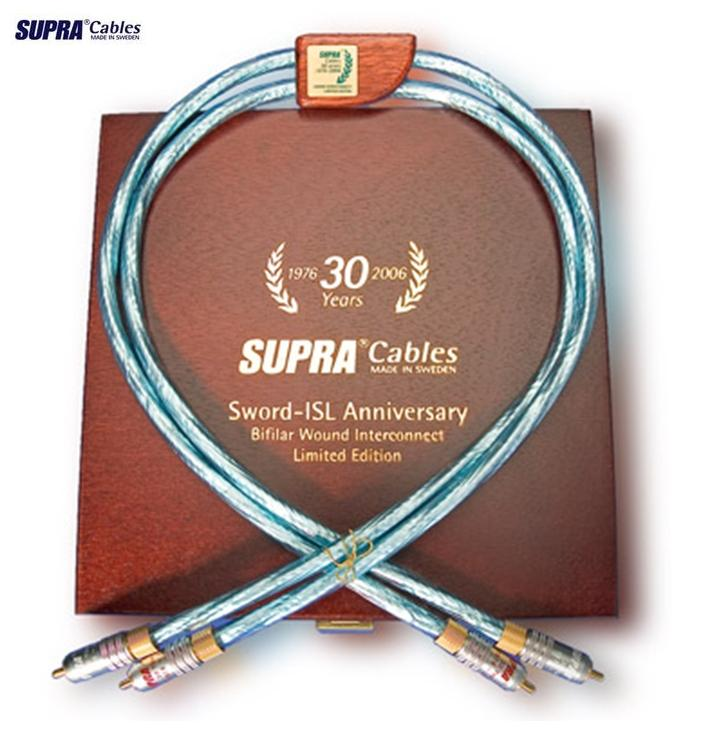 SUPRA SWORD-ISL AUDIO 0,8m