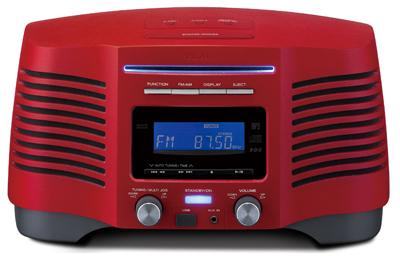 TEAC SL-D950 Barevné provedení: červené