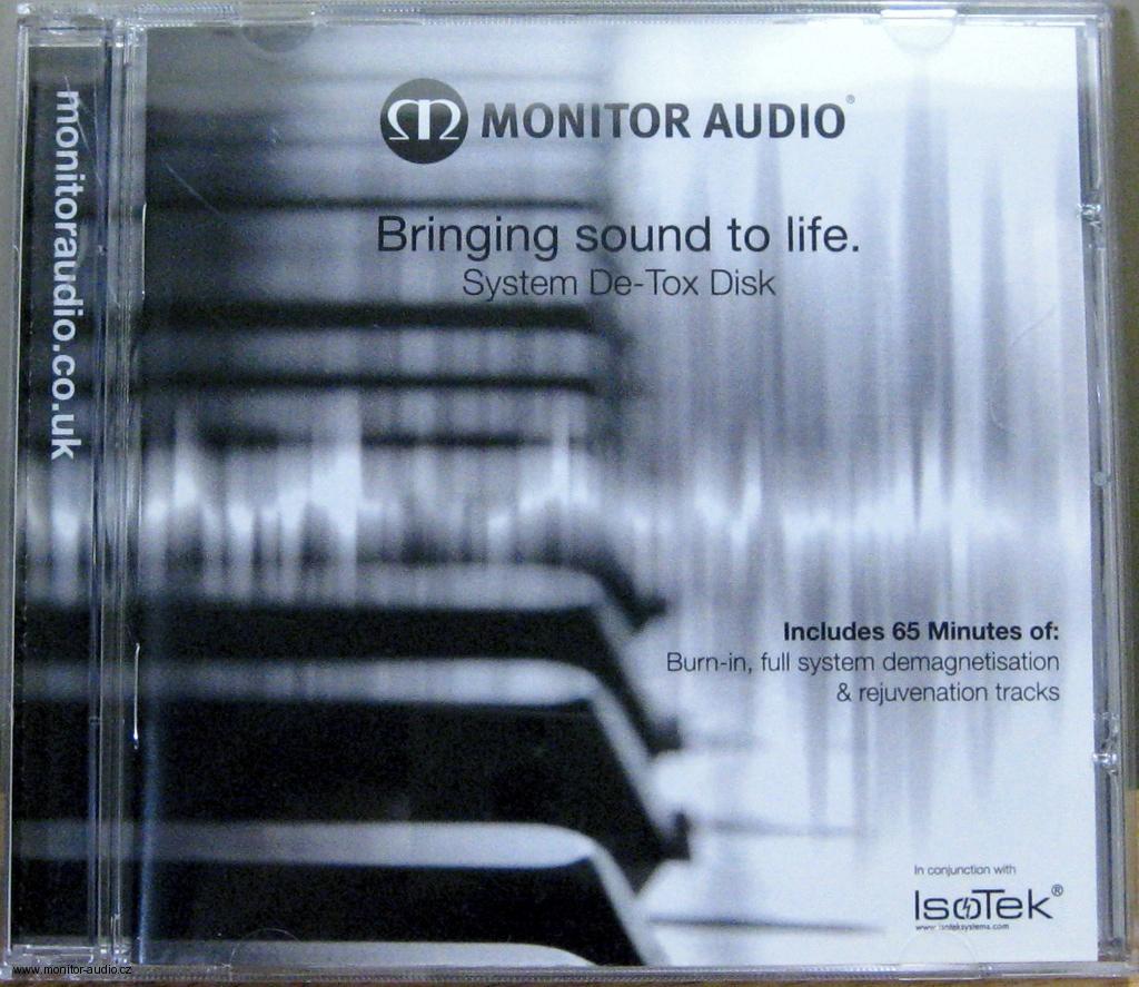 Monitor Audio De-Tox CD