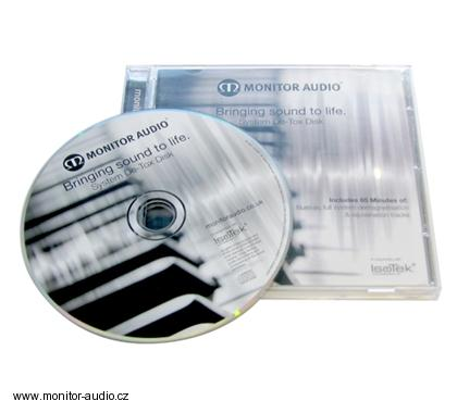 Monitor Audio De-Tox CD