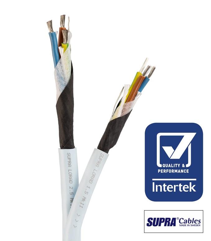 Supra Cables SUPRA LoRad 2.5 MkII - 16A