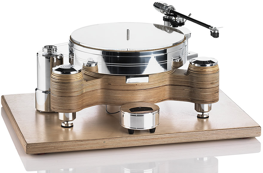 ACOUSTIC SOLID - Solid Wood Round