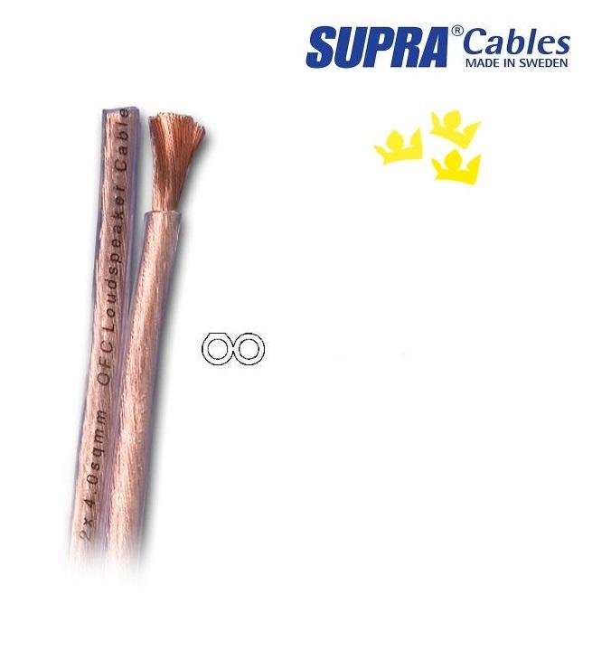 SUPRA by JenTech Sky 2x1.6 Barevné provedení - kabely: transparentní - TRP