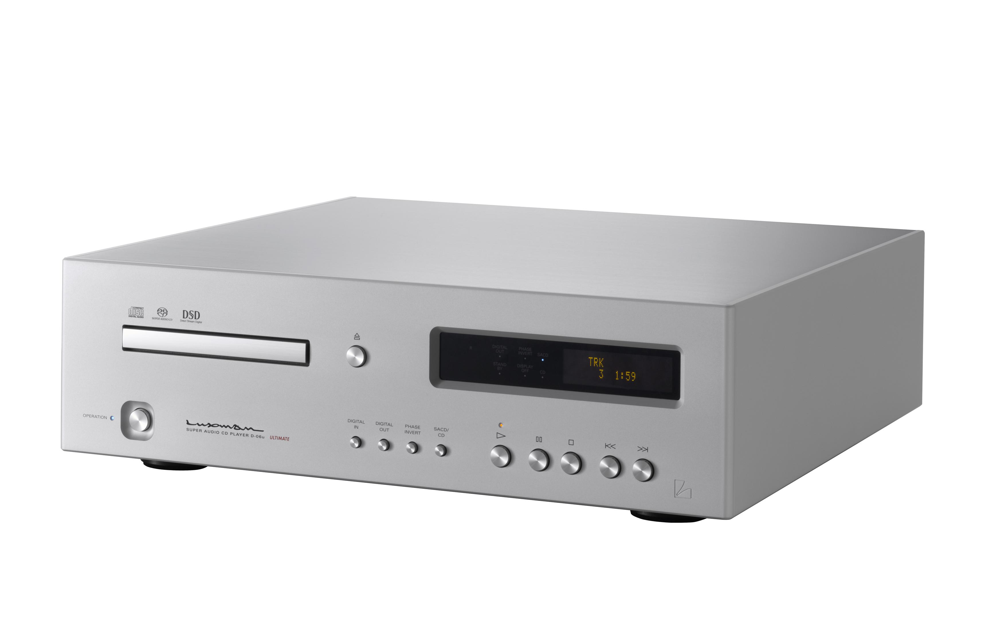 Luxman D-06u Ultimate Edition