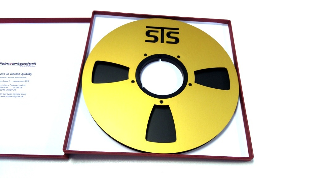 STS Digital - REEL Gold