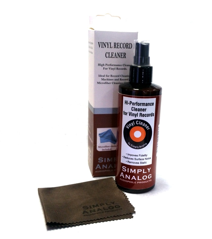 Simply Analog - VINYL RECORD CLEANER 200ml