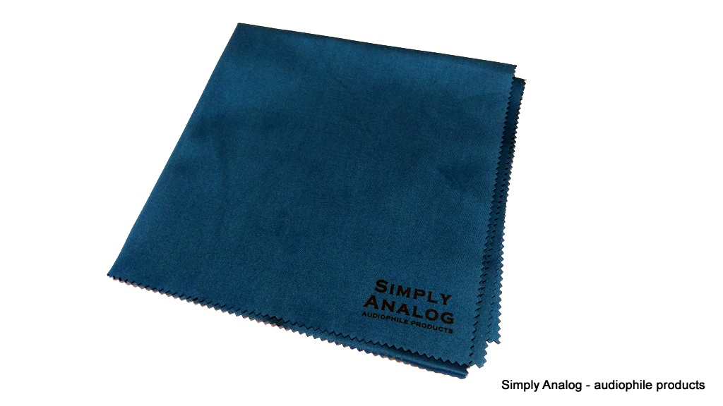 Simply Analog - Microfiber Cloth Extra Large 32 x 32cm