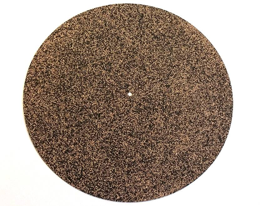 Simply Analog - CORK SLIP MAT Special Edition
