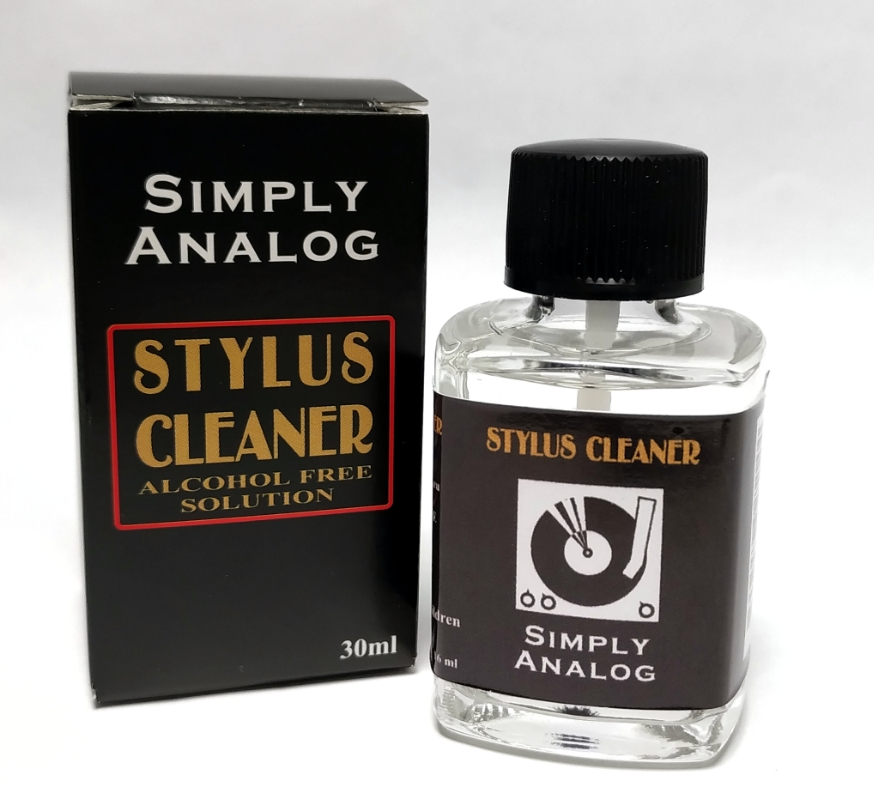 Simply Analog - Stylus Cleaner Alcohol-Free 30 ml New Edition