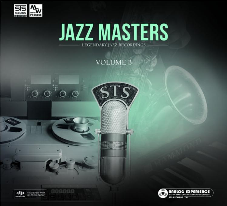 STS Digital - JAZZ MASTERS Vol.3