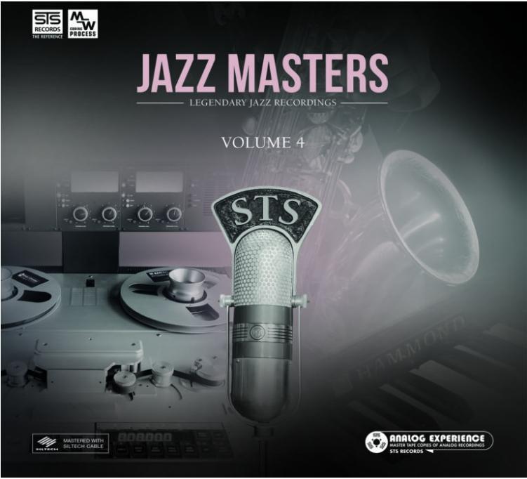 STS Digital - JAZZ MASTERS Vol.4