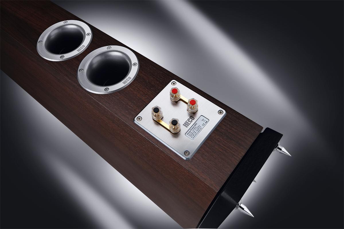 Heco Victa Prime 502 set 5.0 Barevné provedení: hnědá - espresso