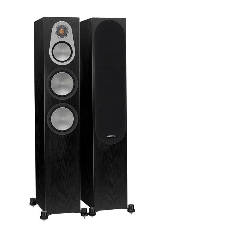 Monitor Audio Silver 300 Barevné provedení: růžové dřevo - rosenut