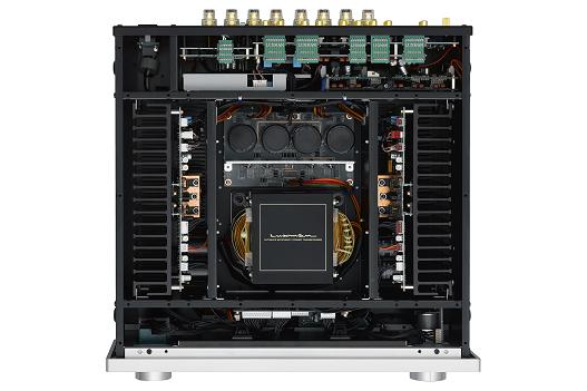 Luxman L-550AX Mark II