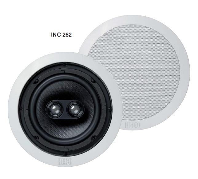 Heco Install 262 Stereo